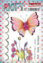 PaperArtsy Stamp - JOFY Collection - JOFY79